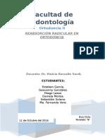 Reabsorción Radicular (1)