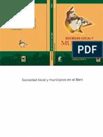 Sociedad Local y municipios en el Beni