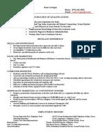 Jobswire.com Resume of rosecarrigan