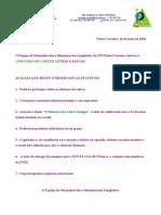 Bases Concurso II Romaría das Letras Galegas