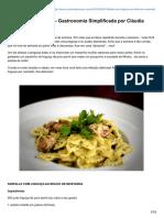 Acozinhadacacau.com.Br-A Cozinha Da Cacau Gastronomia Simplificada Por CláUdia Macias
