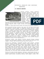 Sejarah Indonesia Sebelum Dan Sesudah Merdeka