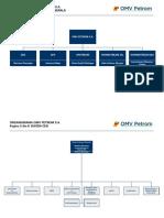 Petrom Organization Chart Ro