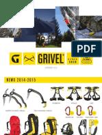 Catalogo Grivel Summer 2015