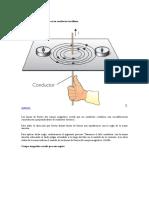 Campo Magnético Creado Por Un Conductor Rectilíneo