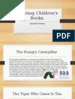 Existing Children's Books.