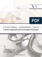 Situational Judgement Tests Monograph FINAL August 2013-1