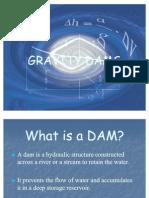 Gravity Dam