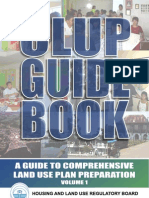 HLURB CLUP Guidebook Volume I 2006