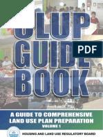 HLURB CLUP Guidebook Volume I 2006