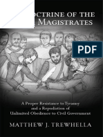 [Matthew J. Trewhella] the Doctrine of the Lesser
