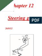 Chapter 7 Steering Gear