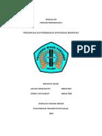 Makalah Dongkrak Hidrolik Revisi