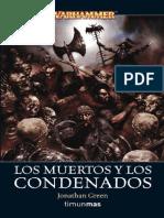 (Warhammer) Los Muertos y Los c - Jonathan Green