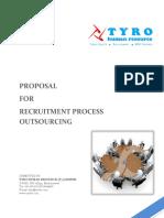 Tyro Human Resource Company Profile