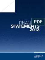 EADS Financial Statements 2013