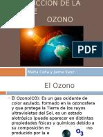 Destruccion de La Capa de Ozono 1