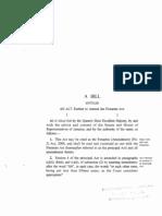 The Firearms (Amendment) (No.2), Act 2008