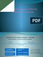 Filosofia de Las Ciencias Humanas y Sociales.pptx Presentacion