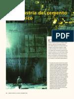 Industria del cemento en México