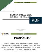 REUNIÓN DIRECTORES PLANEA 2017