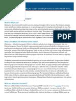 KFF Medicaid Pocket Primer