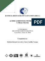 Justicia Restaurativa en Costa Rica