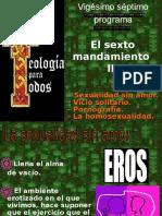 01610000 27mo Sexualidad Sin Amor Vicio Solitario Pornografia Homosexualidad Pudor Castidad
