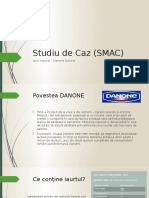 Studiu de Caz (SMAC)
