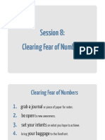 08 Clearing Fear of Numbers Workbook