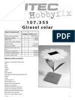 Girasol Solar - 107355bm