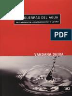Vandana Shiva - Las Guerras Del Agua