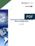 Aberdeen_Impact of Globalization