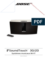 Bose m Fr Soundtouch 30 II White