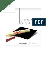Manual de Formaturas