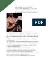 Monte Sua Dieta Para Hipertrofia Muscular