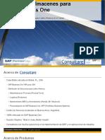Gestion de Almacenes Para SAP Business One