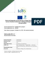 IoT6 - D8.2.3