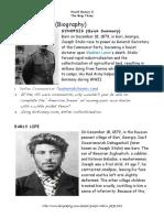 Stalin Biography