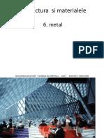 Arhitectura Si Materialele