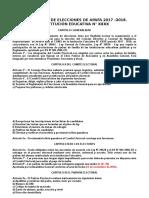 Reglamento de Elecciones de Apafa 2017 (Autoguardado)