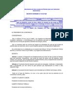 D.S. 019-97-EM