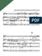 Melodía de Arrabal - Partitura y Partes