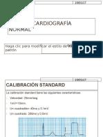 Electrocardiografía Normal Gaby