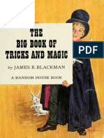 The Big Book of Tricks and Magic - Blackman, James R