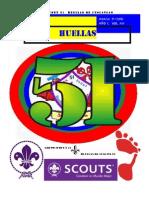 Revista 016 Grupo Scout 51