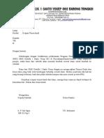 Surat Penarikan Siswa PSG