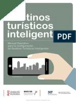 Destinos Turisticos Inteligentes; Manual Operativo Para La Configuracion de Destinos Turisticos Inteligentes