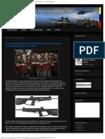 La Guardia Nacional de Venezuela Incorpora Nuevas Carabinas Beretta Cx4 Stor