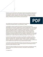I Nformatica II